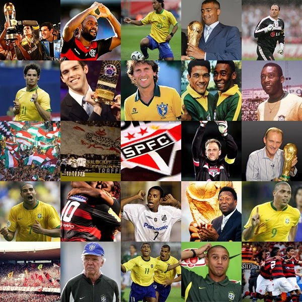 Who And Where Are Brazil Playing This Month And Who Is In: The History Of Soccer In Brazil: Major Brazilian Soccer