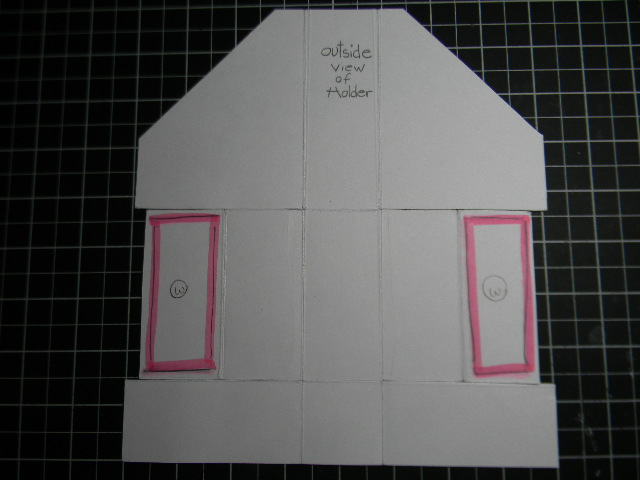 Mini Magazine Holder Template Simple Magazine Holder Template