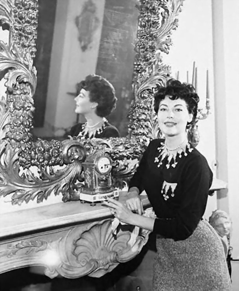 reflections  ava gardner