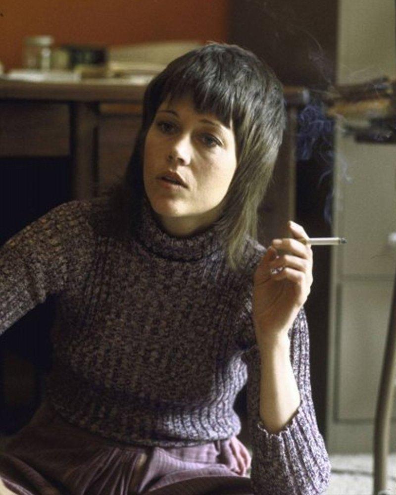 Sweater Girl: Jane Fonda
