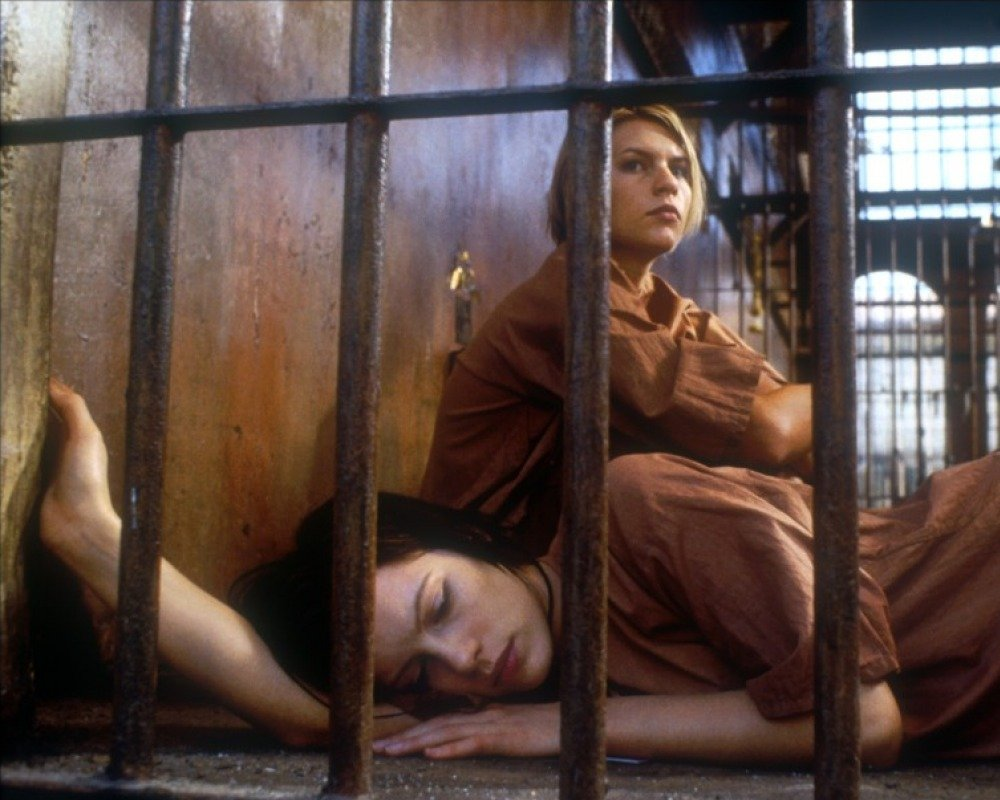 Film Noir Photos: Inside Looking Out: Ladies Behind Bars 7 Claire Danes Movie