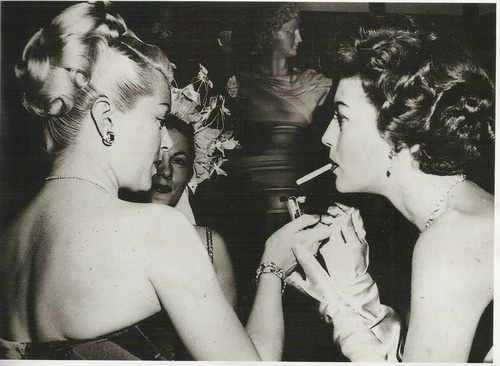 with ava gardner and joan
