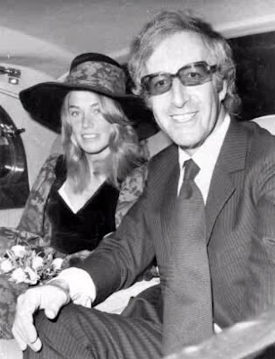 Peter Sellers and Third Wife