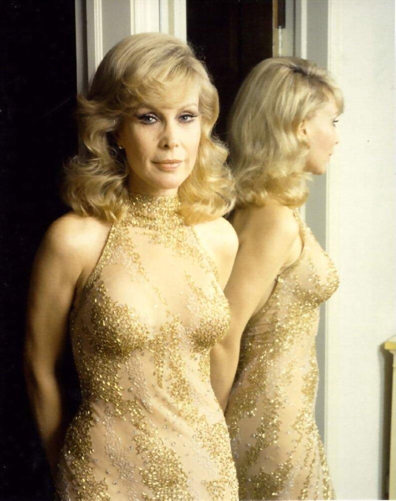 Barbara Eden Nude