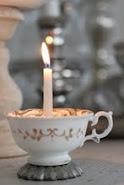 Lys i kopp