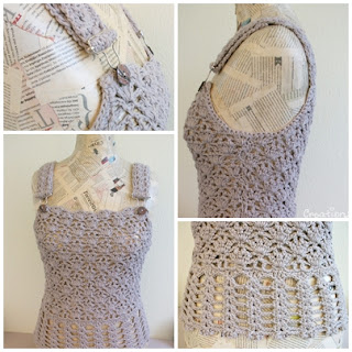 CROCHET HALTER TOP PATTERNS FREE | Original Patterns