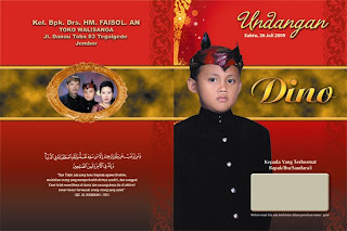 contoh undangan sunatan Archives - download desain | Template Desain