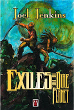 Exiles of the Dire Planet