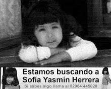 Ayudemos a encontrarla