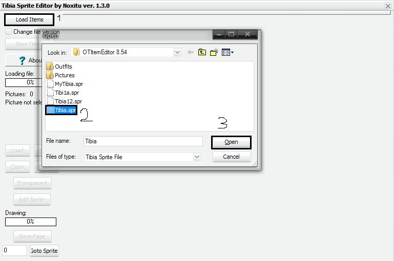 tibia ot server download 8.54