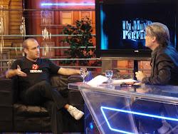 Gonzalo con Pettinato