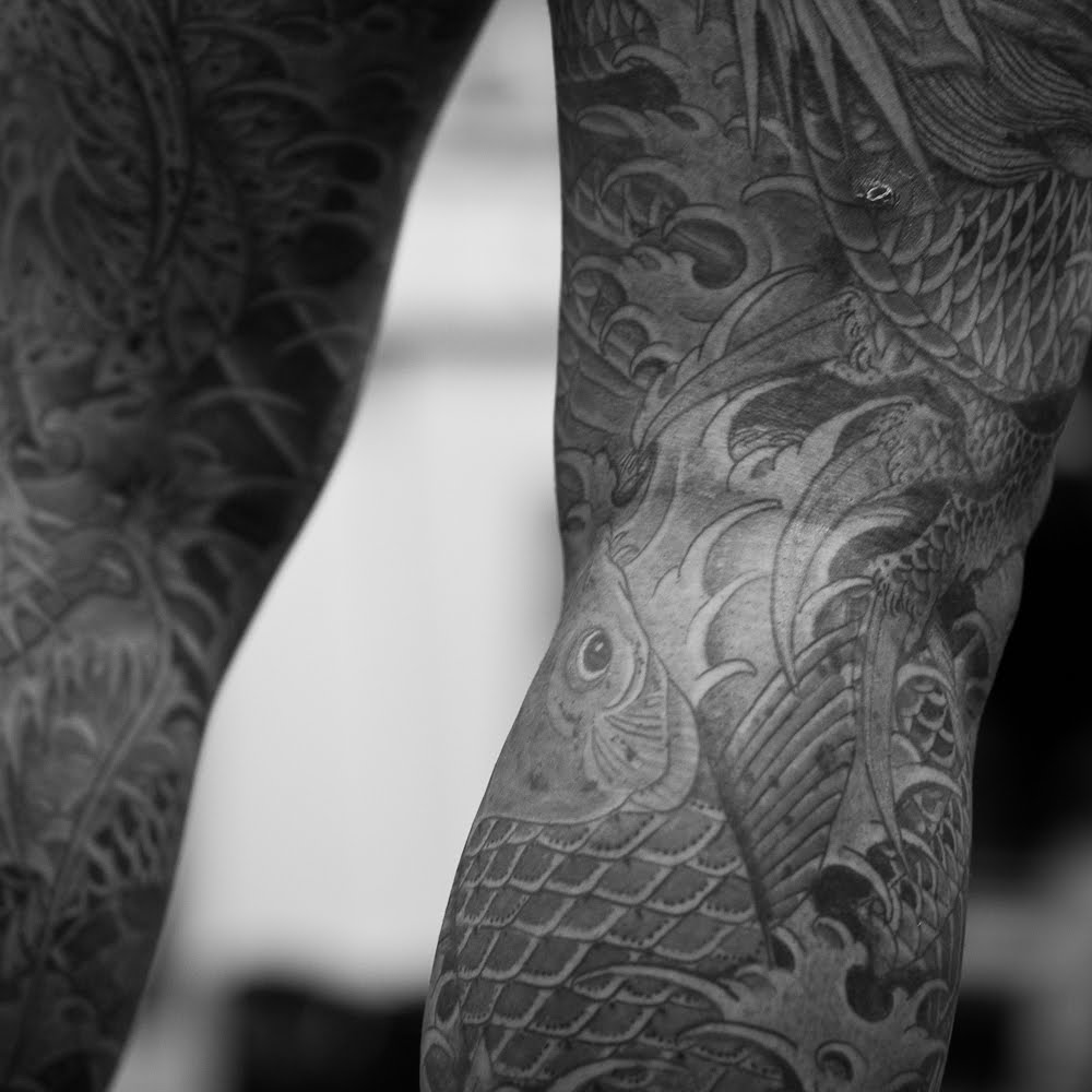 Reinke Lilzeu Tattoo Pictures to Pin on Pinterest