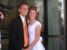 Our Wedding!  Aug. 1, 2009