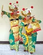 Tari-tarian Daerah Bali