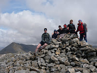 Summit of Beinn Odhar