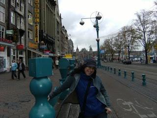 Lore en Amsterdam
