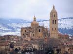 Misa tradicional en Segovia