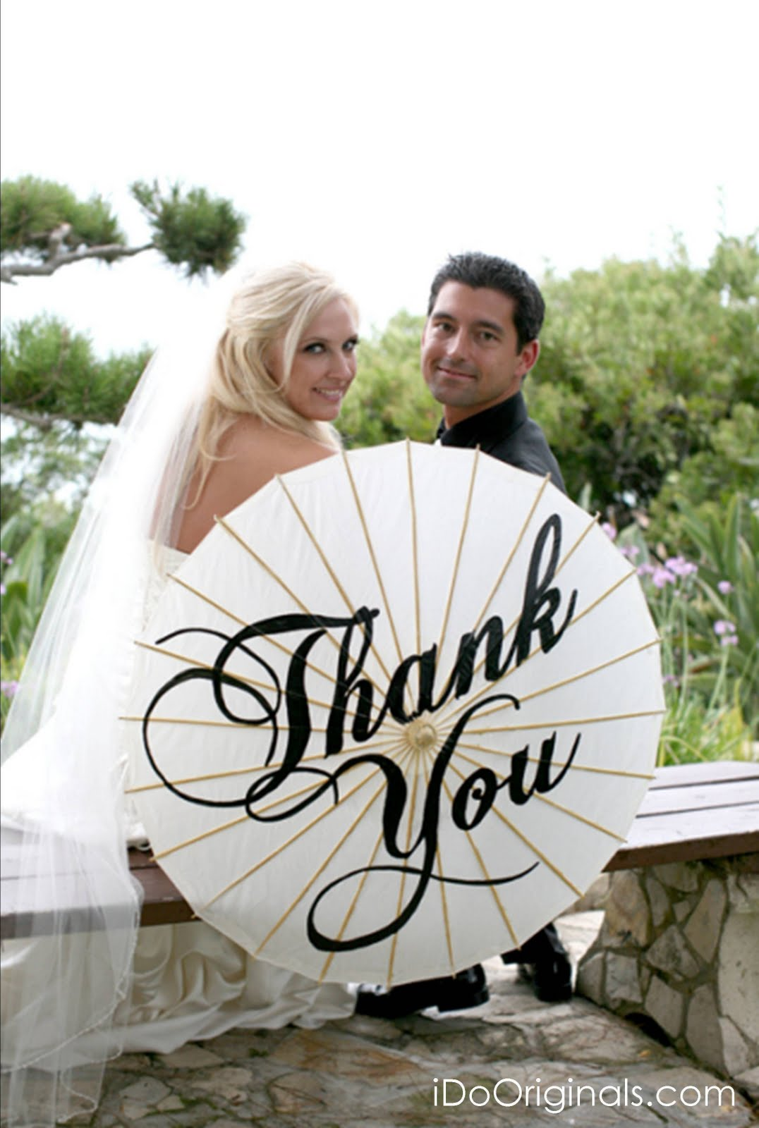"Wedding Tag: ""parasol"" - Wedding By Color"