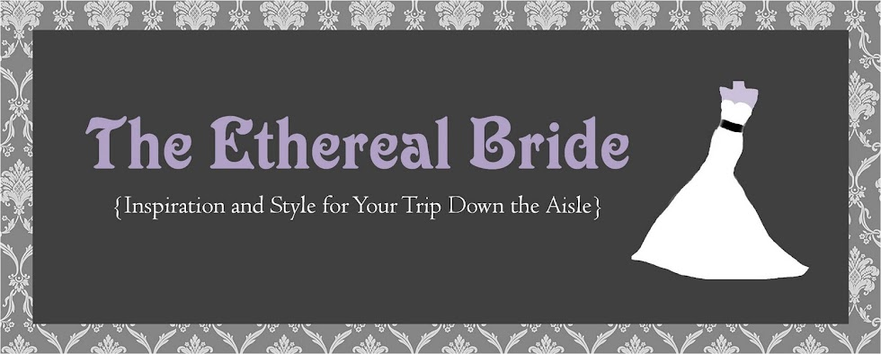 The Ethereal Bride: {Inspiration and Style for Your Trip Down the Aisle}