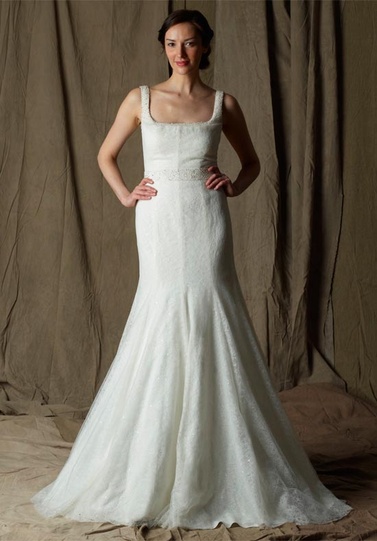 Wedding Dresses For Pear Shaped