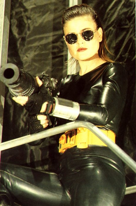 Sophie Aldred - Picture