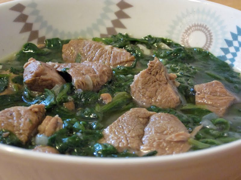 Syrian foodie in london spinach stew spinach stew forumfinder
