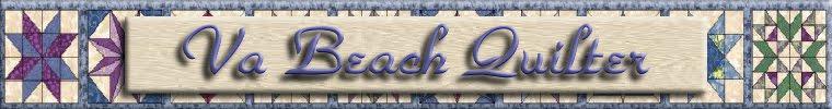 VaBeachQuilter's Blog