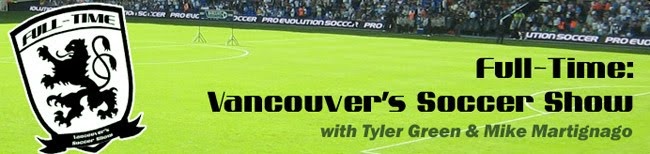 Full-Time: The Soccer Show