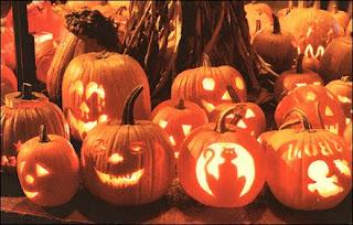 Pumpkin Festival Desktop Wallpaper