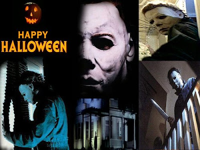 Michael Myers in Halloween movie wallpaper
