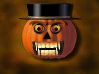 scary pumpkin pictures