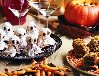 Halloween Food Wallpaper