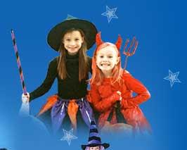 Halloween Kids Wallpaper