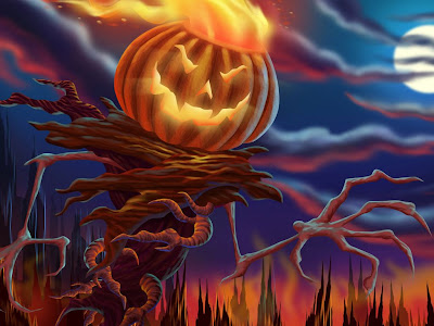 Free Animated Halloween Wallpapers