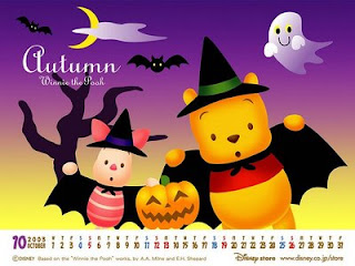 Cute Disney Halloween Wallpapers