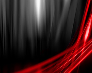 Black & Red Vista Wallpapers For Halloween