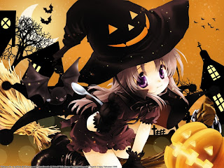 Anime Halloween Wallpapers