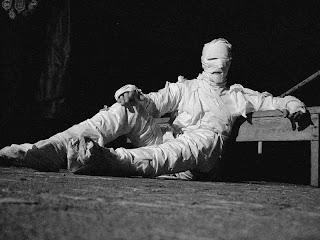 mummy for halloween