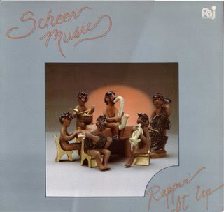LP SCHEER MUSIC - rappin it up (1982) (only for enchange)