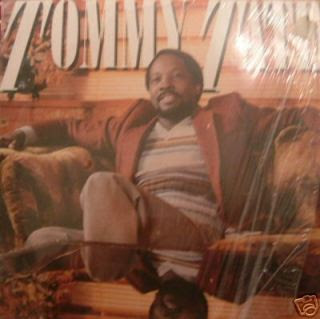 LP TOMMY TATE - Tommy Tate (1981) - (ONLY FOR ENCHANGE)