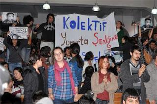 jet d'oeufs étudiants Turquie OVIPOT