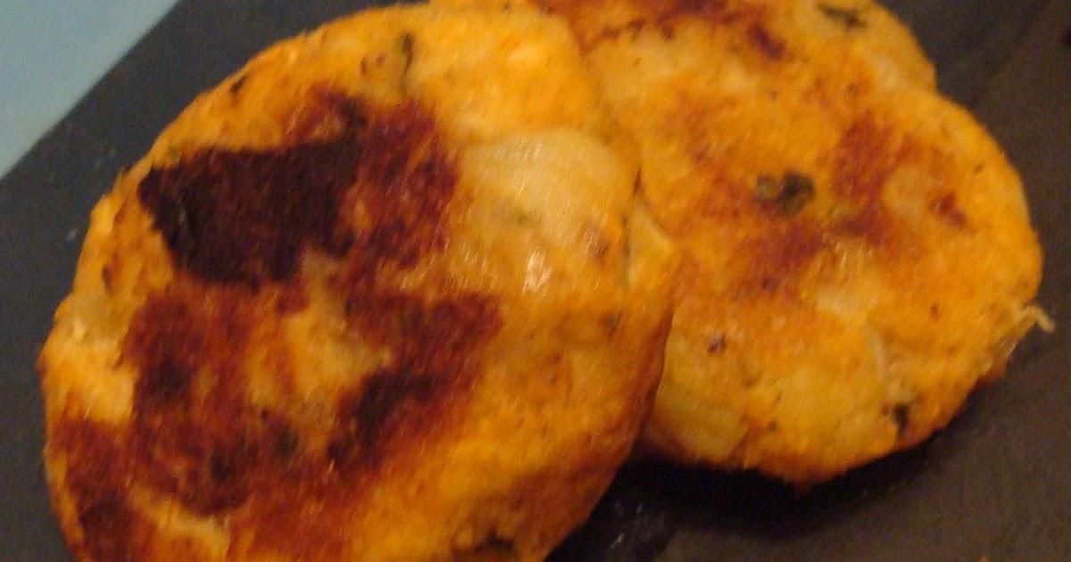 Easy Tuna Fish Cakes