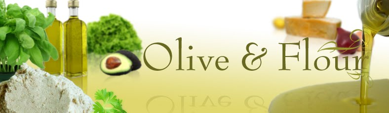 olive and flour