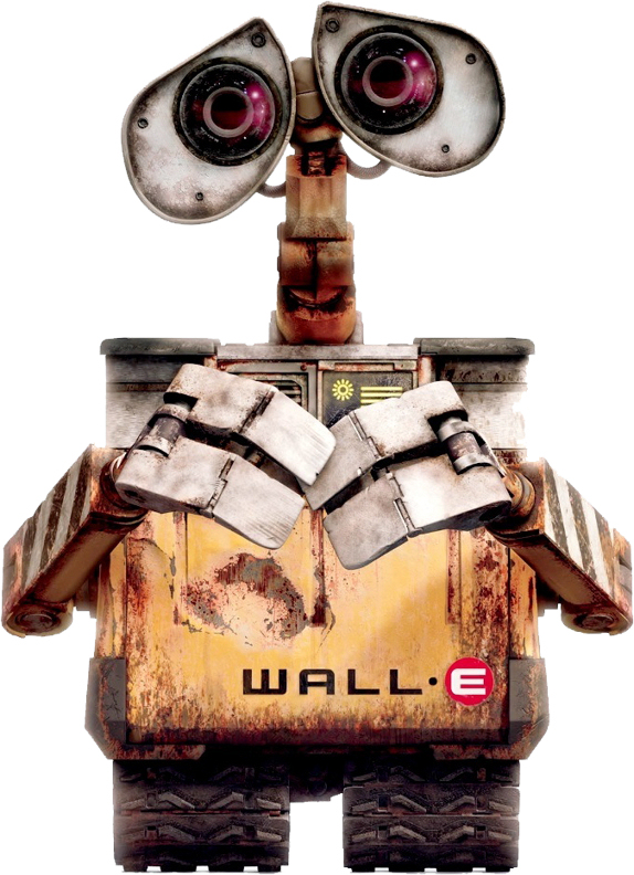 Wall E Cartoon Characters : Principles of animation appeal