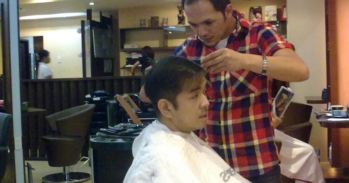 Fierce Blogs My Hair Magician Jhun Bilalo Of Razzle Dazzle Salon