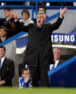 Ancelotti frustrated against Bolton