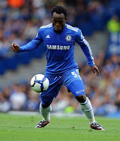 michael essien signing new contract with chelsea