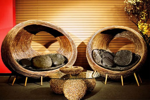 pyroclastic flow nature inspired home decor