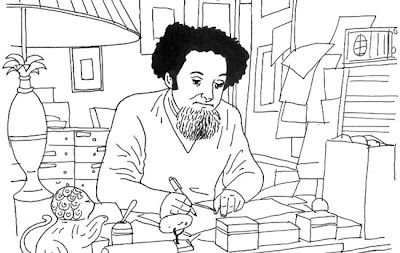 Perec by Pablo Gallo