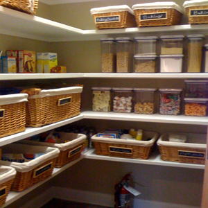 How To Organize Your Kitchen And Pantry Video Photos